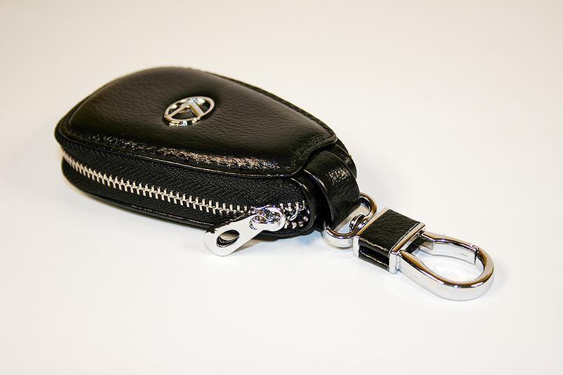 Ключница Lexus брелок, чехол для авто ключей - Фото 4