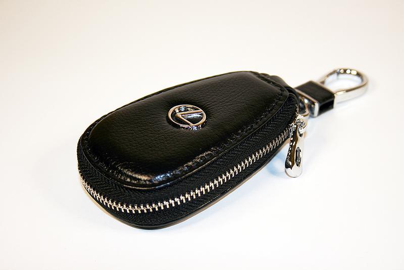Ключница Lexus брелок, чехол для авто ключей - Фото 5