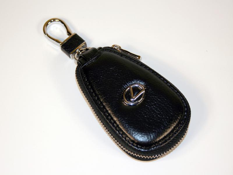 Ключница Lexus брелок, чехол для авто ключей - Фото 6