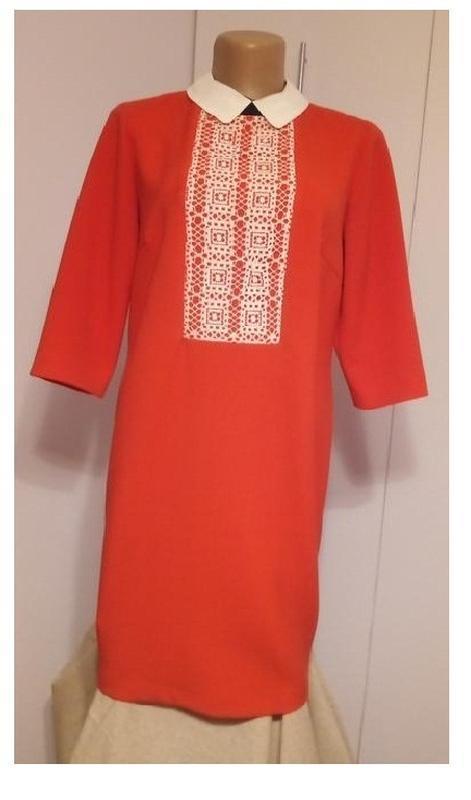 Элегантное дизайнерское платье от елены голец