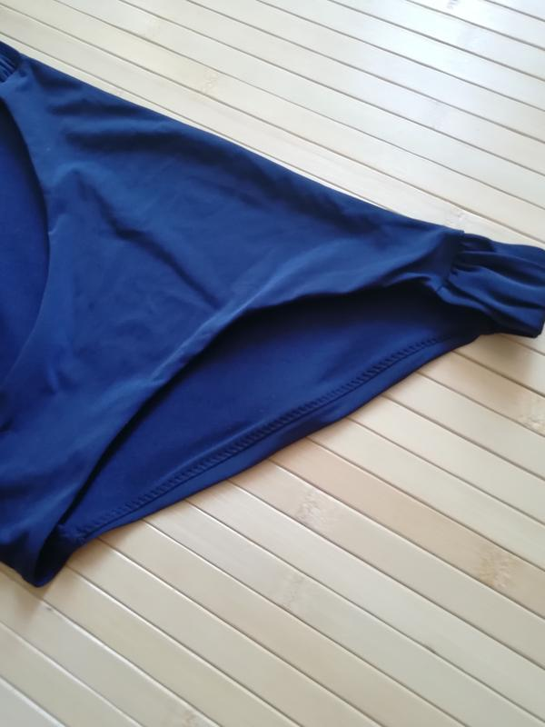 Темно синие плавки - Фото 2