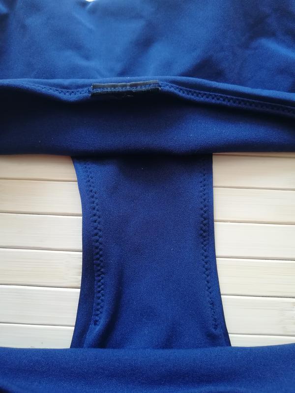 Темно синие плавки - Фото 4
