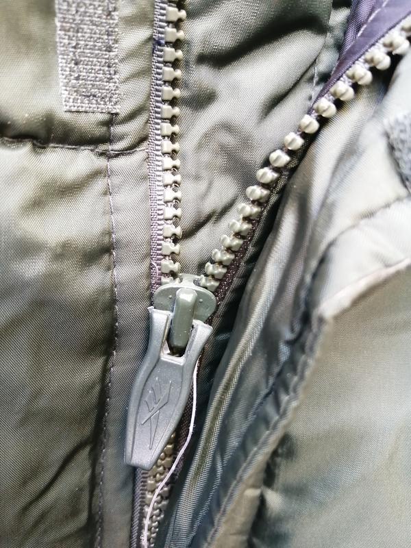 Пуховик куртка reebok - Фото 4