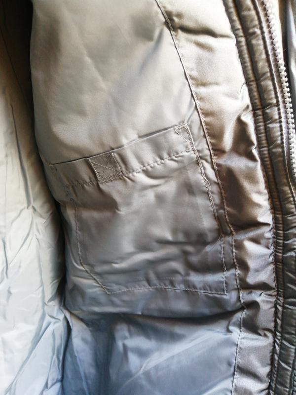 Куртка пуховик adidas original - Фото 7