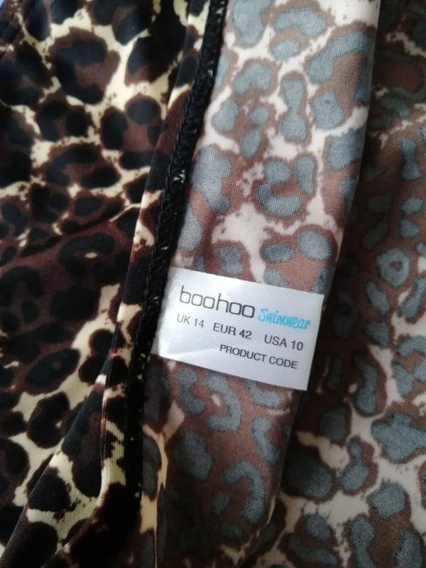 Леопардовые плавки - Фото 2