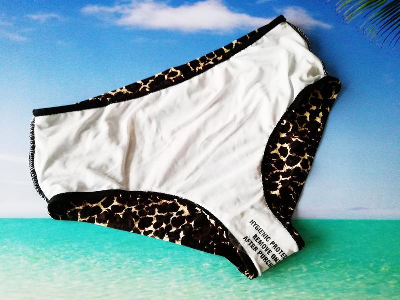 Леопардовые плавки - Фото 3