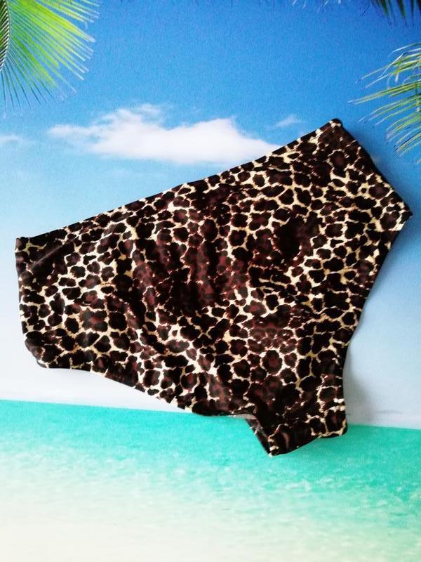 Леопардовые плавки - Фото 4