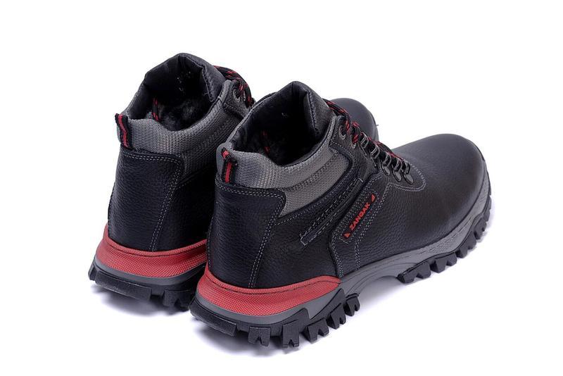 Зимние Кожаные Ботинки На Натуральном Меху Zangak - Фото 7