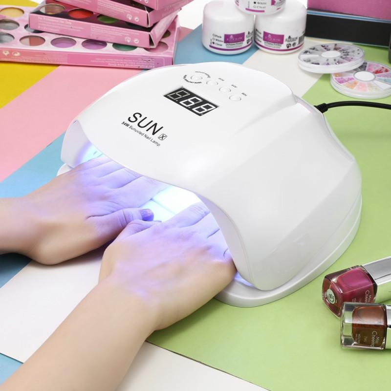 UV LED лампа Sun X 54 Вт - 350 ₴, купить на IZI (7255897)