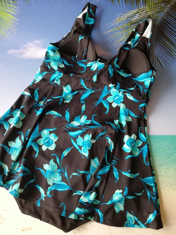 Купальник-платье - Фото 5