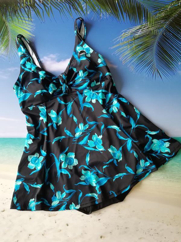 Купальник-платье - Фото 6