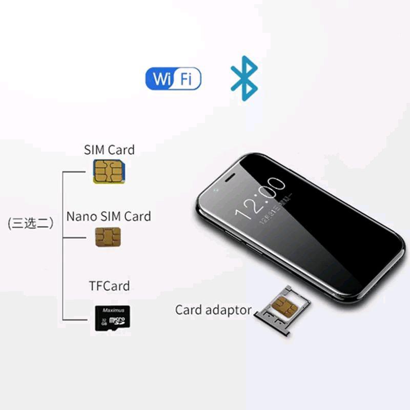 """Мини смартфон SOYES XS 3"""" 4G/LTE 2 Гб ОЗУ 16 Гб - Фото 5"""