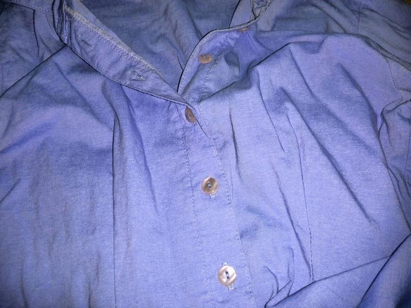 Рубашка-блуза.сток - Фото 4
