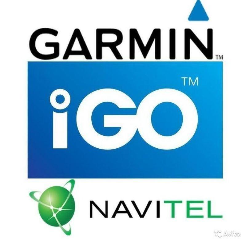 Прошивка навигаторов Навител NAVITEL iGO Primo Nextgen Garmin. Ка