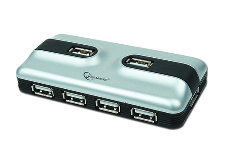 7-ми порт USB 2.0 концентратор /HUB/разветвитель Gembird UHB-CT17
