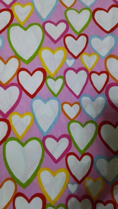 Пеленка сердечки - Фото 3