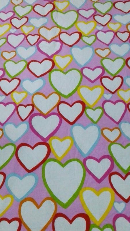 Пеленка сердечки - Фото 4