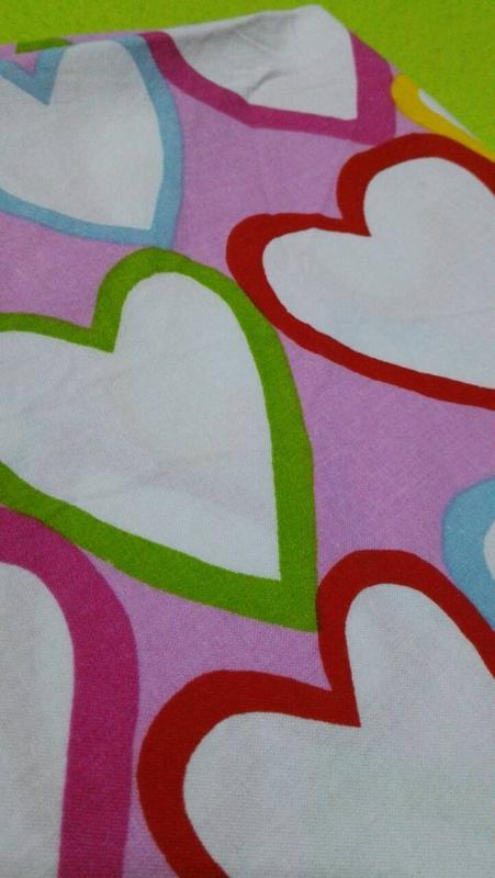 Пеленка сердечки - Фото 5