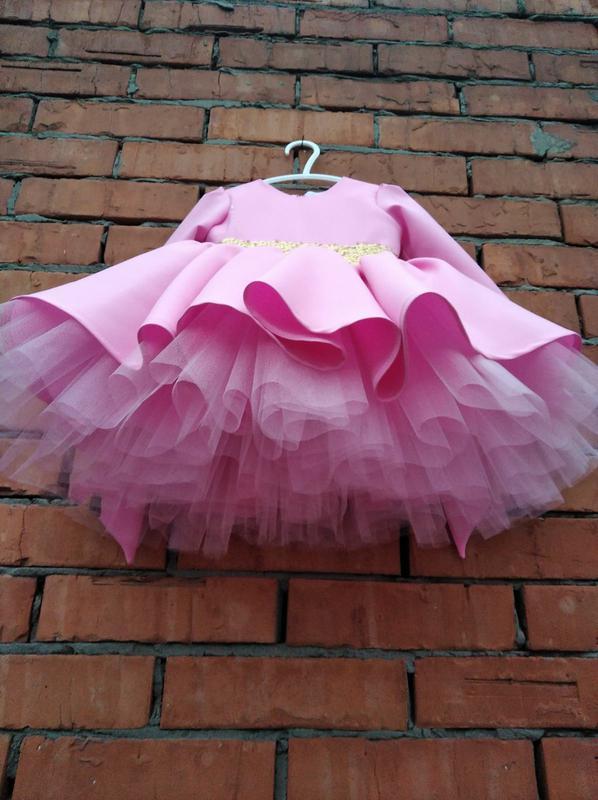 Нарядное, праздничное платье для девочек