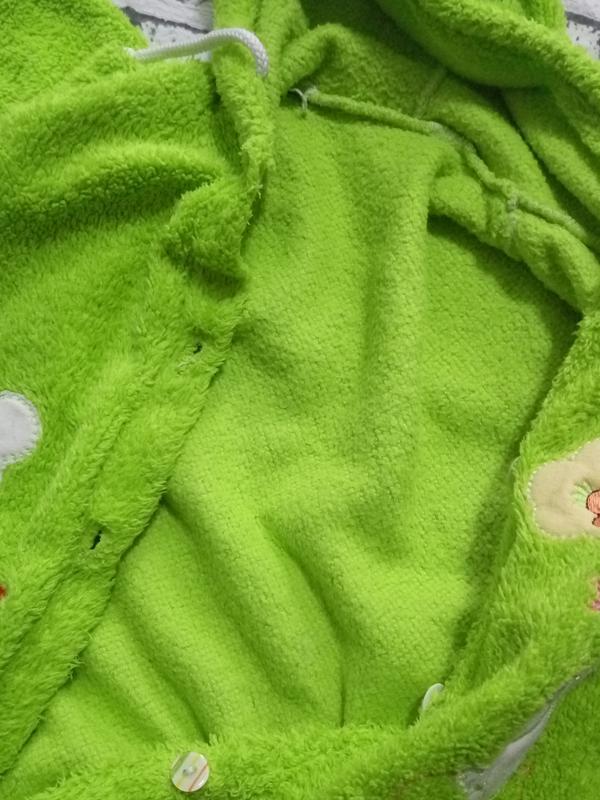 Человечек меховушка,комбинезон - Фото 3