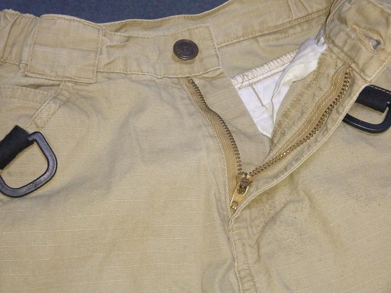Штаны,брюки хаки для двора.5 лет - Фото 3