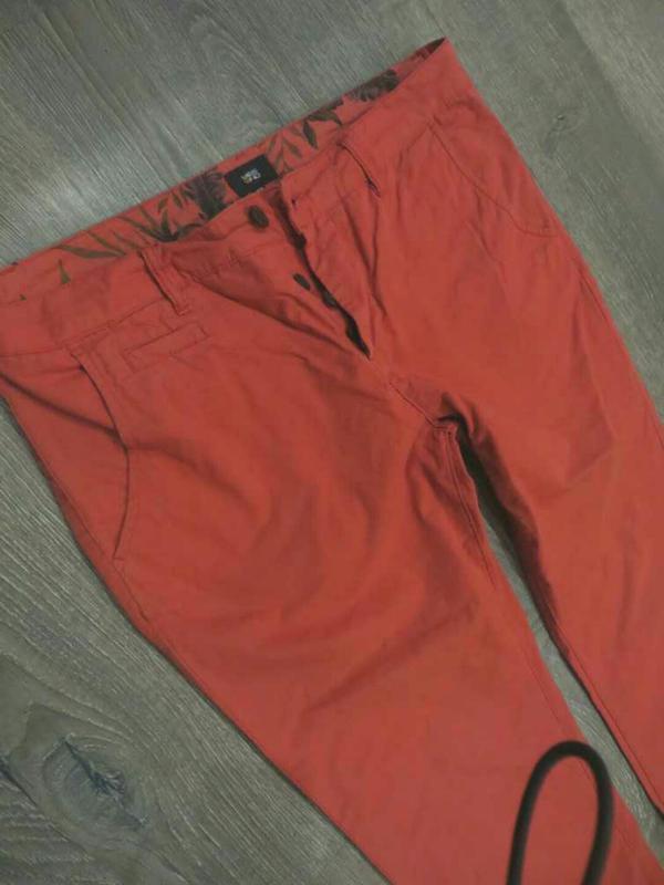 Стильные катоновые штаны,брюки.yes or  no - Фото 2