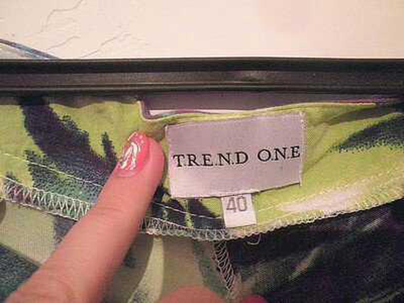 Летние штаны.штапельные брюки trend one - Фото 2