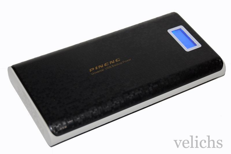 Внешний аккумулятор Power bank PINENG-920 40000 мАч - Фото 2