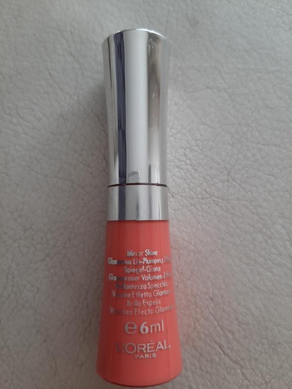 Губная помада блеск loreal glam shine тон 412 - Фото 3