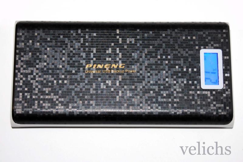 Внешний аккумулятор Power bank PINENG-920 40000 мАч - Фото 10