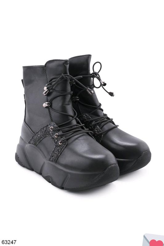 Стильные женские ботинки - Фото 4