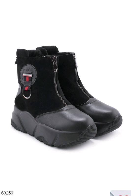 Стильные женские ботинки - Фото 5