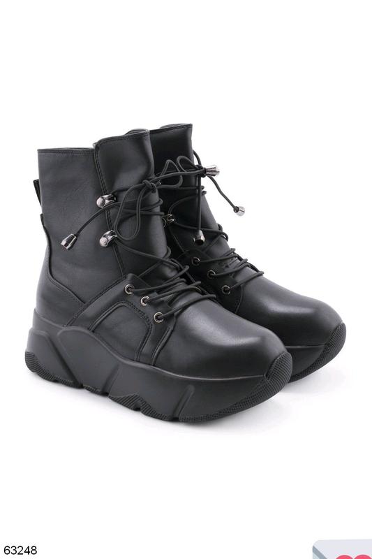 Стильные женские ботинки - Фото 7