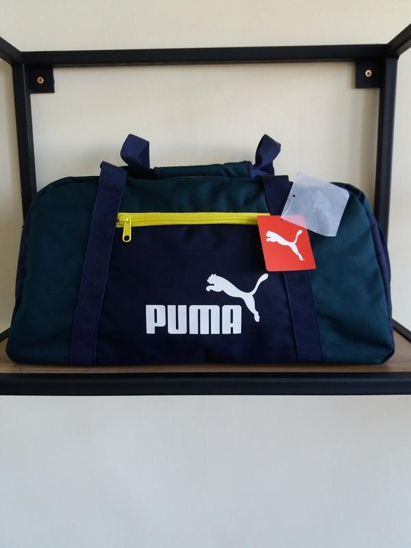 Спортивная сумка puma / оригинал