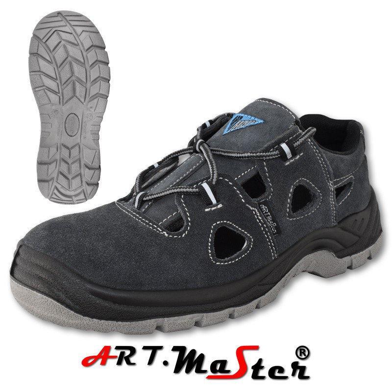 Рабочая обувь спец обувь с металлическим носком летняя спецобувь