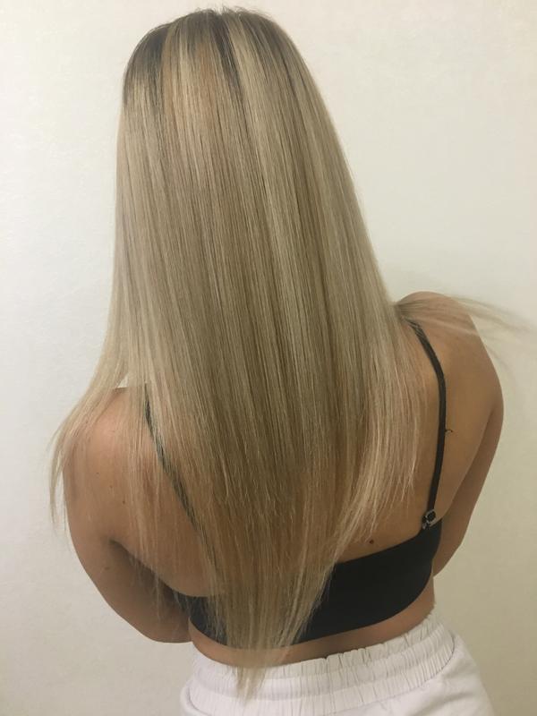 Кератин Ботокс Биксипластия Полировка волос Киев