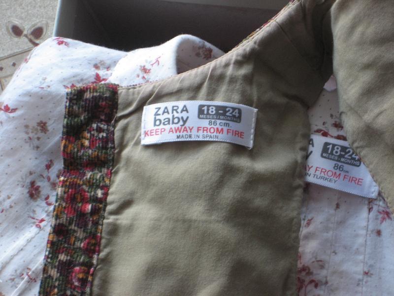 Сарафан фирмы zara - Фото 2
