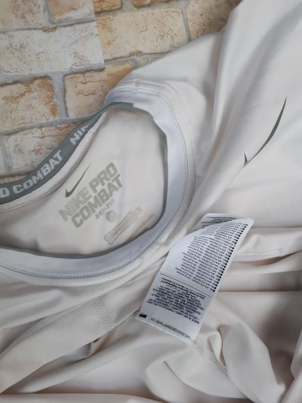 Компресионная футболка Nike Pro Under Armour - Фото 3