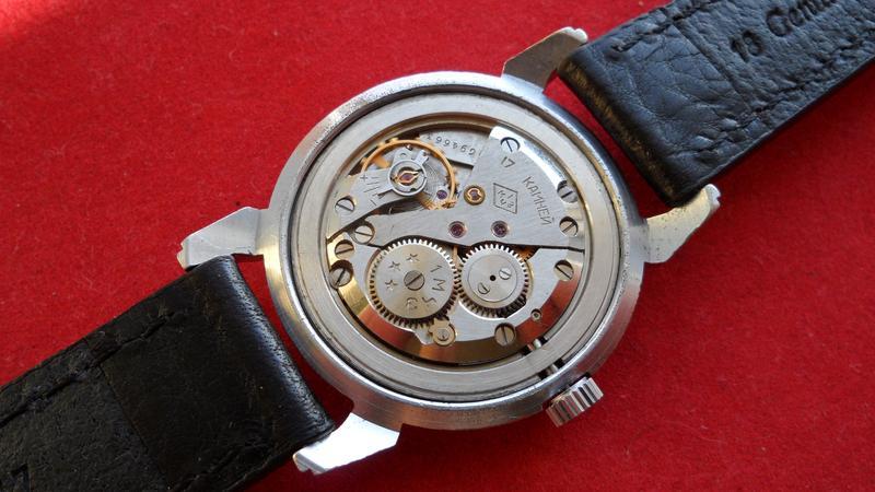 «КИРОВСКИЕ-2409» ссср 60-х., часы с коллекции, МУЖСКИЕ, МЕХАНИКА. - Фото 2