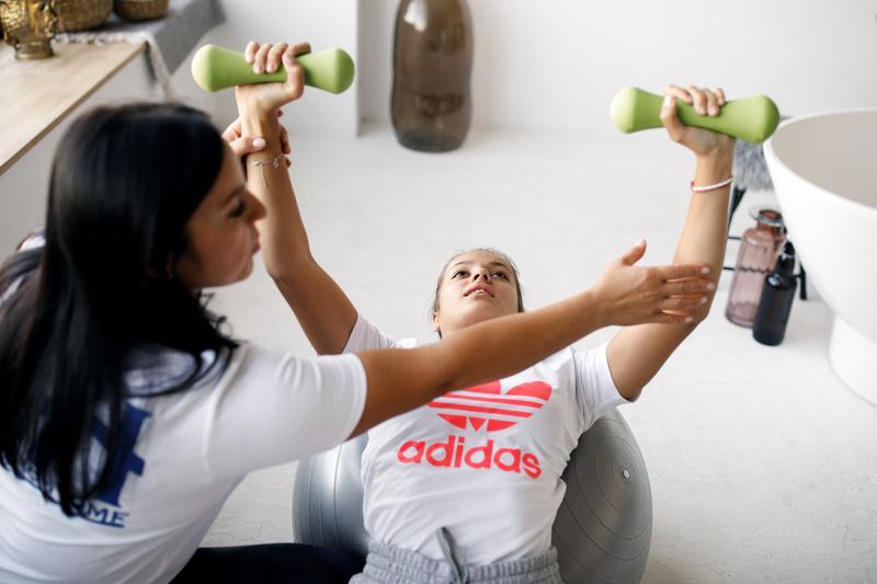 Фізична реабілітація/масаж на дому - Фото 5