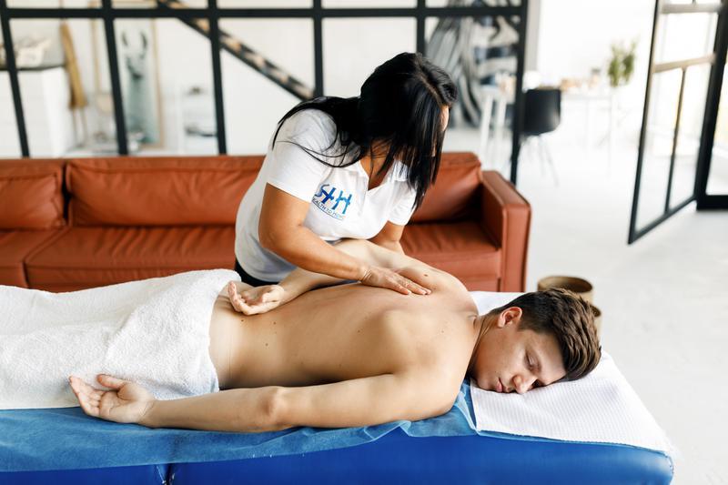 Фізична реабілітація/масаж на дому - Фото 7