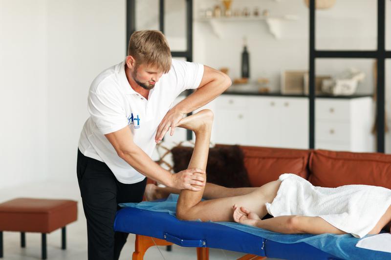 Фізична реабілітація/масаж на дому - Фото 4