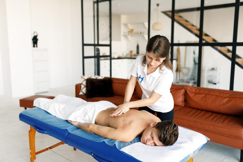Фізична реабілітація/масаж на дому - Фото 6