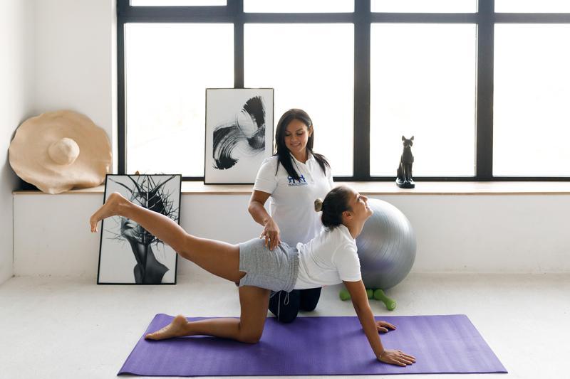 Фізична реабілітація/масаж на дому - Фото 8