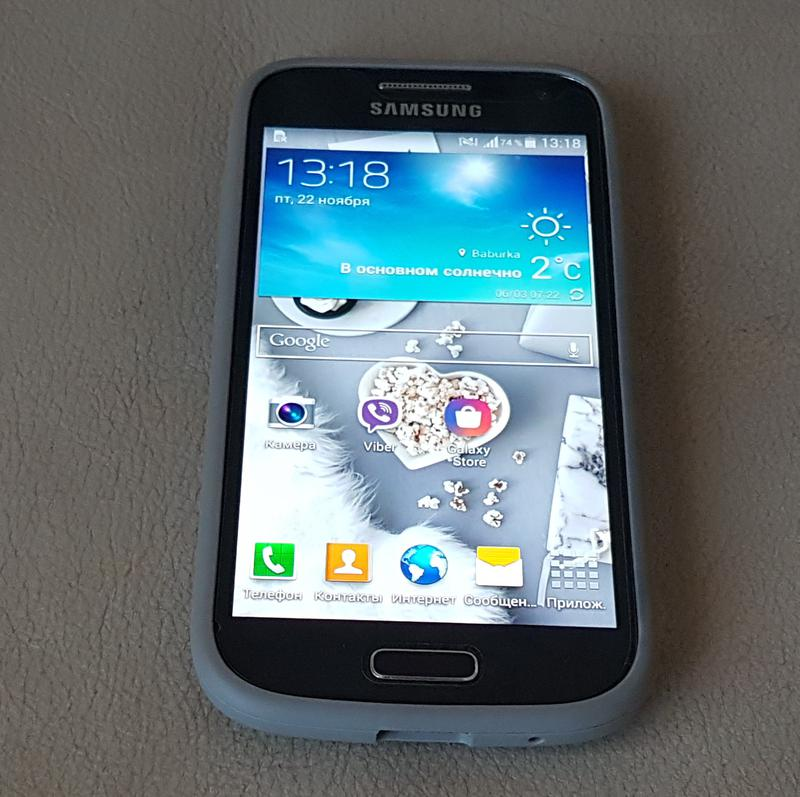 Samsung Galaxy S4 GT-I9192 mini (оригинал) - Фото 2