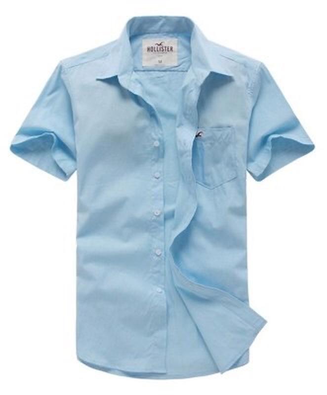 Новая мужская рубашка hollister.