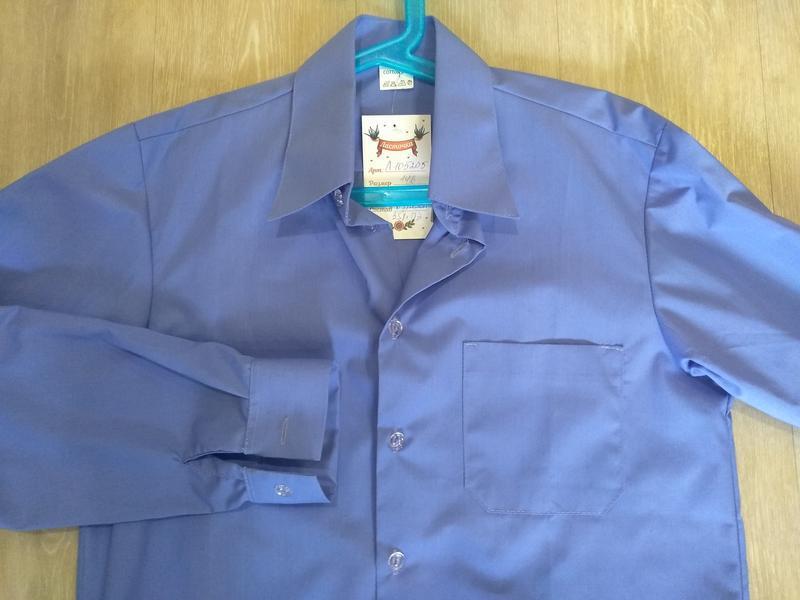 Рубашка для мальчика, школьная рубашка