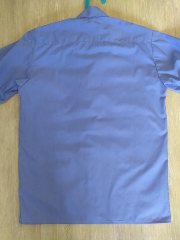 Рубашка для мальчика, школьная рубашка - Фото 4