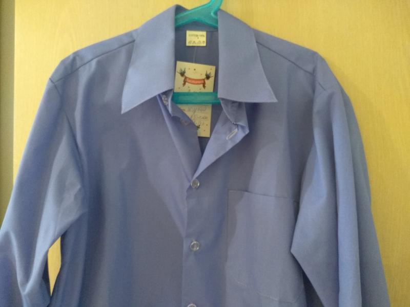 Рубашка для мальчика, школьная рубашка - Фото 6