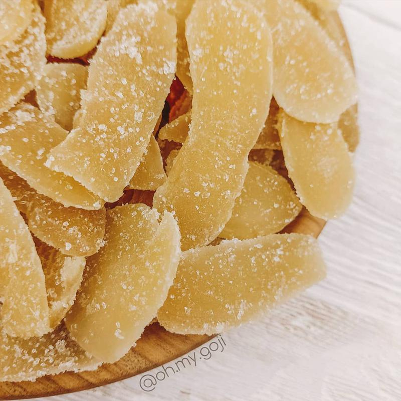 Имбирь с сахаром